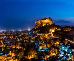 Neemrana Honeymoon Trip