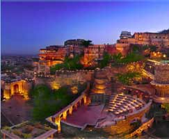 Tour To Neemrana